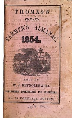 The  old  Farmer s Almanack PDF