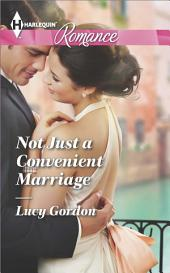 Not Just a Convenient Marriage: A Single Dad Romance