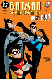 Batman: Gotham Adventures (1998-) #20