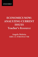 Economics Now   Analyzing Current Issues  Teacher s Resource PDF