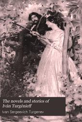 The Novels and Stories of Iván Turgénieff ...: A nobleman's nest