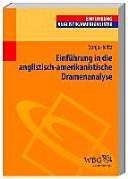 Einf  hrung in die anglistisch amerikanistische Dramenanalyse PDF