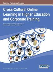 Cross Cultural Online Learning in Higher Education and Corporate Training PDF