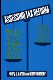 Assessing Tax Reform