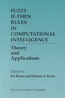 Fuzzy If-Then Rules in Computational Intelligence
