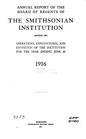 Report of the Board of Regents: Volume 71