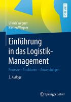 Einf  hrung in das Logistik Management PDF