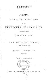 Reports of Cases Argued and Determined, 1798-1850: Volume 4