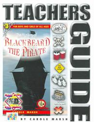 The Mystery Of Blackbeard The Pirate Teacher S Guide Book PDF