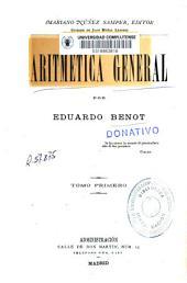 Aritmética general