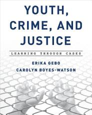 Youth  Crime  and Justice PDF