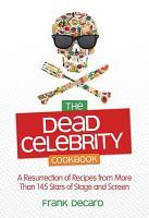 The Dead Celebrity Cookbook PDF