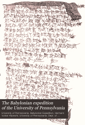 The Babylonian expedition of the University of Pennsylvania: Volume 17
