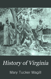 History of Virginia: For the Use of Schools