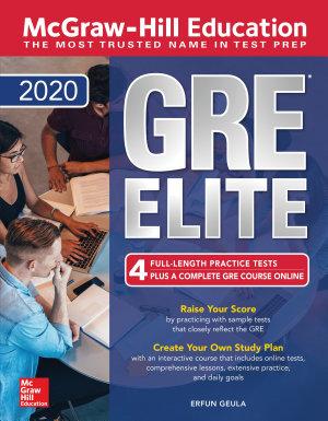 McGraw Hill Education GRE Elite 2020