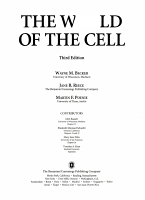 The World of the Cell PDF