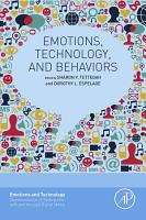 Emotions  Technology  and Behaviors PDF