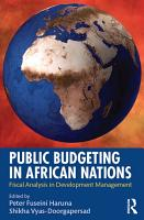 Public Budgeting in African Nations PDF