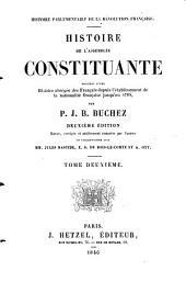 Histoire abrégée des français depuis l'établissement de la nationalité française jusqu'en 1789