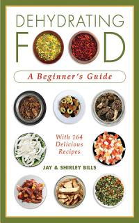 Dehydrating Food Book
