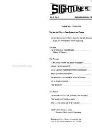 Sightlines PDF