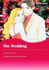 THE WEDDING: Harlequin Comics