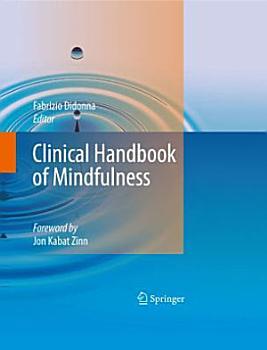 Clinical Handbook of Mindfulness PDF