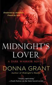 Midnight's Lover: A Dark Warrior Novel