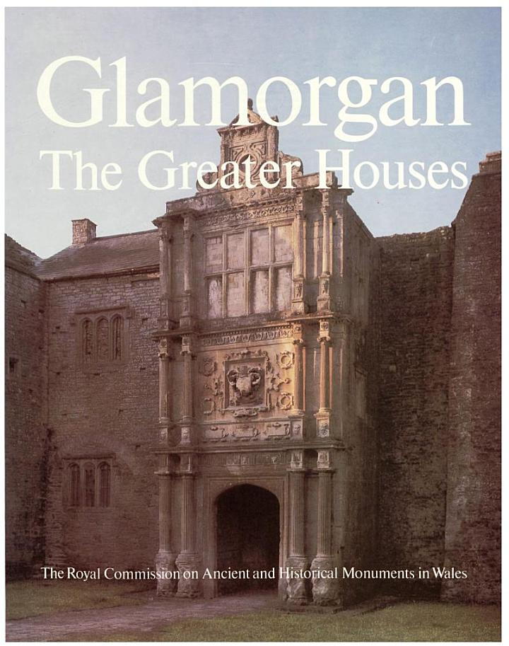 An Inventory of the Ancient Monuments in Glamorgan