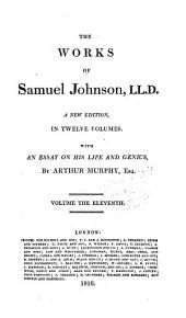 The Works of Samuel Johnson: Volume 11