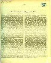 Nachrichten über die neue Sternwarte in Leiden: Volume 1