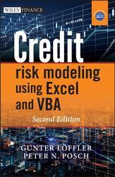 Credit Risk Modeling using Excel and VBA PDF