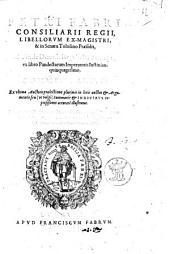 Petri Fabri ... ad tit. de diuersis regulis iuris antiqui, ex libro Pandectarum imperatoris Iustiniani quinquagesimo, commentarius: ex vltima auctoris prælectione plurimis in locis auctus & argumentis seu (vt vulgo) summariis & indicibus copiosissimis accurate illustratus. Huic autem editioni recens accessit Græcarum allegationum in toto opere passim occurrentium. Interpretatio Latina hactenus a multis desiderata