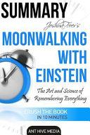 Joshua Foer's Moonwalking with Einstein
