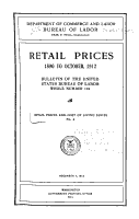 Retail Prices and Cost of Living Series PDF