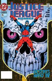 Justice League America (1987-) #75