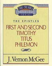 1 and 2 Timothy / Titus / Philemon