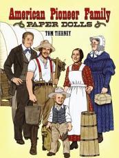 American Pioneer Family Paper Dolls