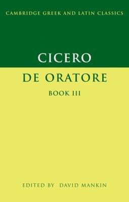 Cicero  De Oratore PDF