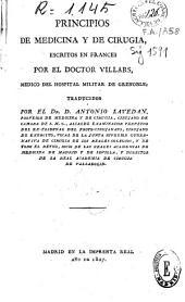 Principios de medicina y de cirugía