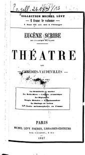 Théâtre: Volume13,Numéro4