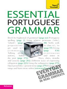 Essential Portuguese Grammar  Teach Yourself PDF