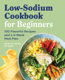 Low Sodium Cookbook For Beginners