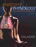 Anatomy   Physiology  The Unity of Form and Function PDF