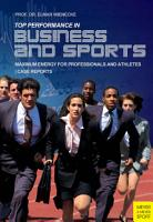 Top Performance in Business and Sports PDF
