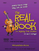 The Real Book For Beginning Violin Students G And D Strings  Book PDF
