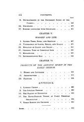 History of the Christian Church: Volume 1