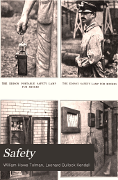 Safety: Methods for Preventing Occupational and Other Accidents and Disease