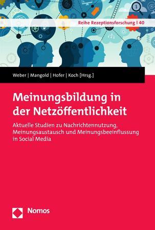 Meinungsbildung in der Netz  ffentlichkeit PDF