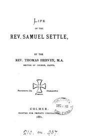 Life of the rev. S. Settle